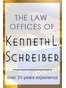 Irvine Criminal Defense Attorney Kenneth Leon Schreiber