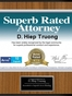 San Diego County Litigation Lawyer D Hiep Truong